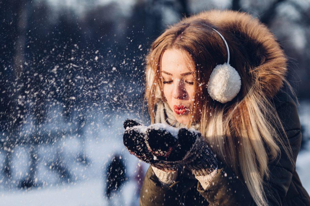 Killer selfie, Winter photos, Johnnie Dowling Photography, John Dowling Photography